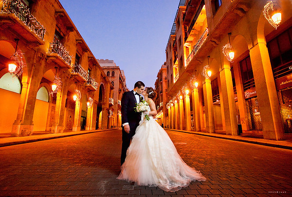 Lebanese Wedding Photographer New York Wedding Photographer. Down Town Beirut